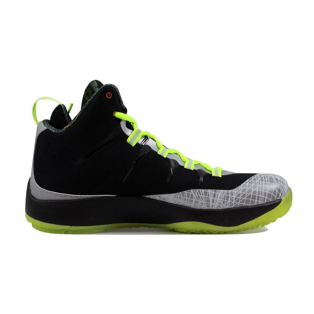 a067585a323d Shop Nike Men s Air Jordan Super.Fly 2 Christmas Black Total Orange-Reflect  Silver 640315-025 - Free Shipping Today - Overstock - 21892953