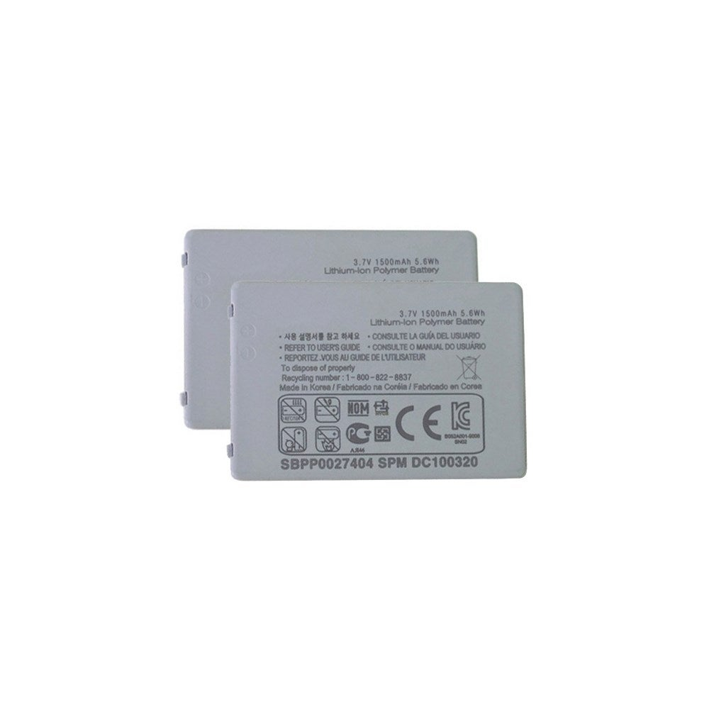 Shop Replacement LG Apex Li-ion Mobile Phone Battery (2 Pack) - Free  Shipping On Orders Over $45 - Overstock.com - 15621481