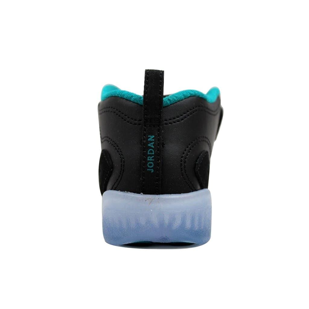 889b3e51e763cb Shop Nike Toddler Air Jordan Jumpman Team II 2 Premium GT Black Rio Teal-Metallic  Gold 874751-003 - On Sale - Free Shipping On Orders Over  45 - Overstock -  ...