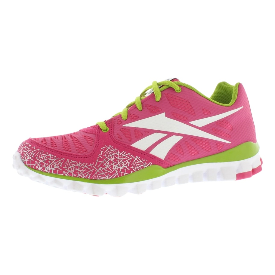 20d6adefd7f528 Shop Reebok Realflex Transition Gradeschool Kid s Shoes - 7 M US Toddler -  Free Shipping Today - Overstock - 22163640