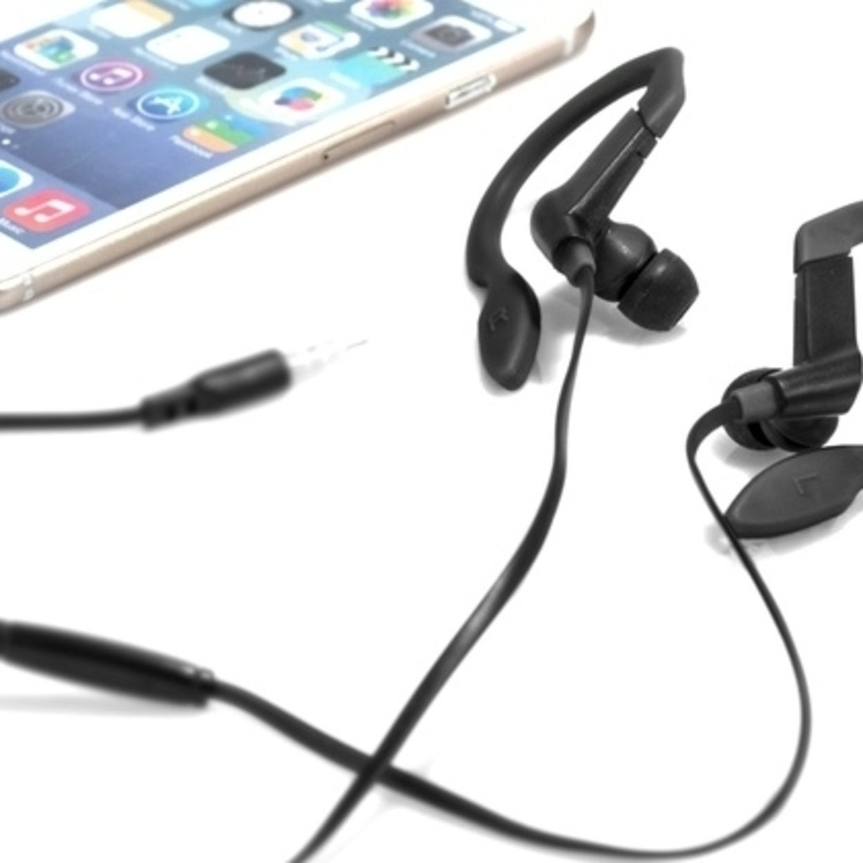 d25aef8c946 Shop Pair of Bytech Stereo Earbuds with Mic - Free Shipping On Orders Over  $45 - Overstock - 23124075