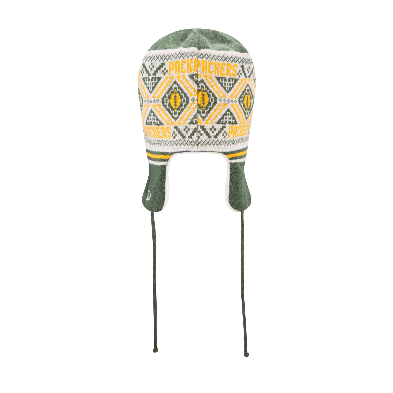 ea013d91 Green Bay Packers Festive Trapper Hat - Multi
