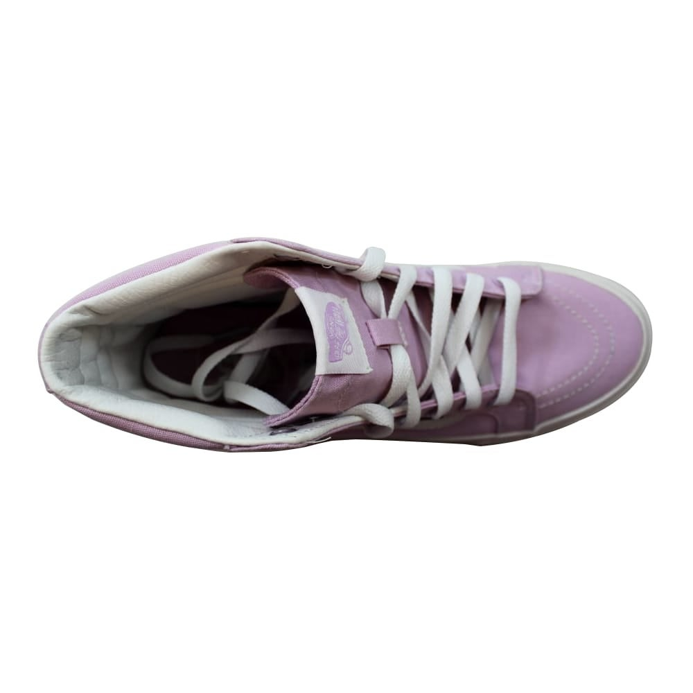 263a385a14 Shop Vans Sk8-Hi Slim Winsome Orchid VN00018IIMB Men s - Free Shipping On  Orders Over  45 - Overstock - 27339683