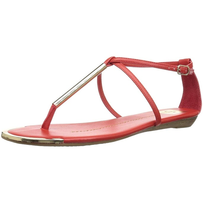 62639ac09b4 Shop DV by Dolce Vita Womens Archer Split Toe Casual Strappy Sandals - Free  Shipping On Orders Over  45 - Overstock - 26267129