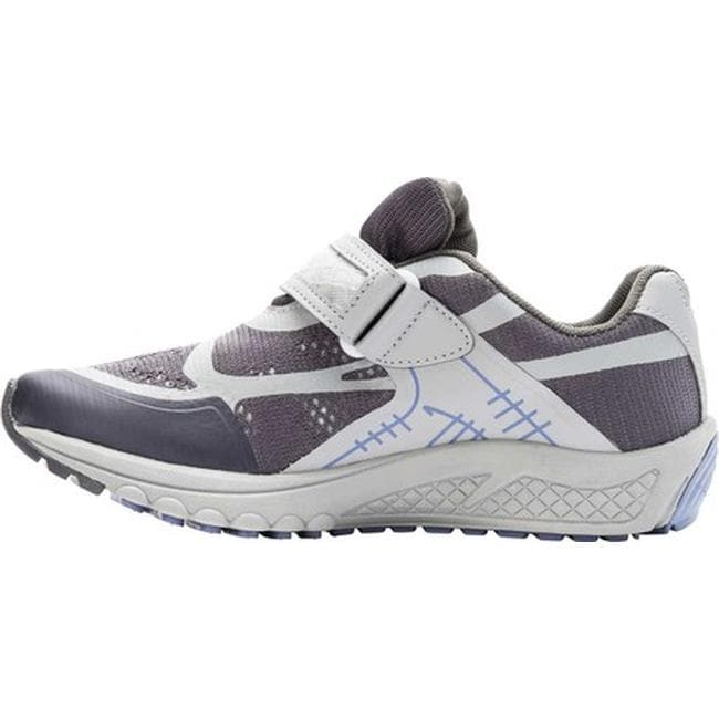 0c20208c36b7 Shop Propet Women s One Strap Sneaker Lavender Grey Mesh - Free Shipping  Today - Overstock - 25586135