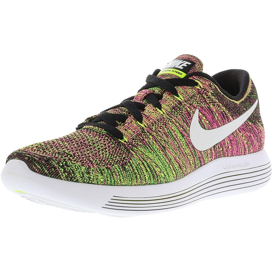 new style 096fb fa01e Shop Nike Men Lunarepic Low Flyknit Oc Running Shoes (9.5 D(M) Us,  Multi-Color Multi-Color) - Free Shipping Today - Overstock - 25661630