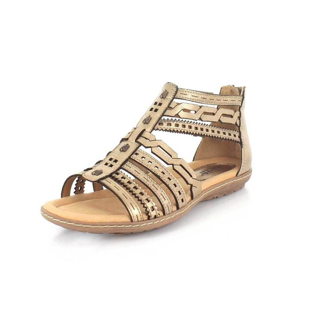 Shop Earth Women's Bay Gladiator Sandal - Free Shipping Today -  Overstock.com - 14381161