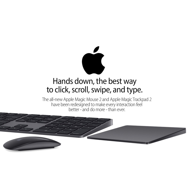 Shop Apple Magic Mouse 2 Magic Trackpad 2 Magic Keyboard Space
