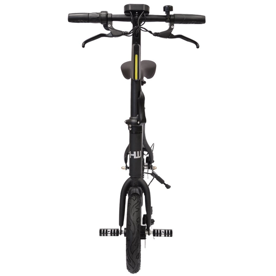c5588165a15 Shop Hover-Way Collapsible 12 MPH Electric Scooter Sprinter Bike - Free  Shipping Today - Overstock - 27337103