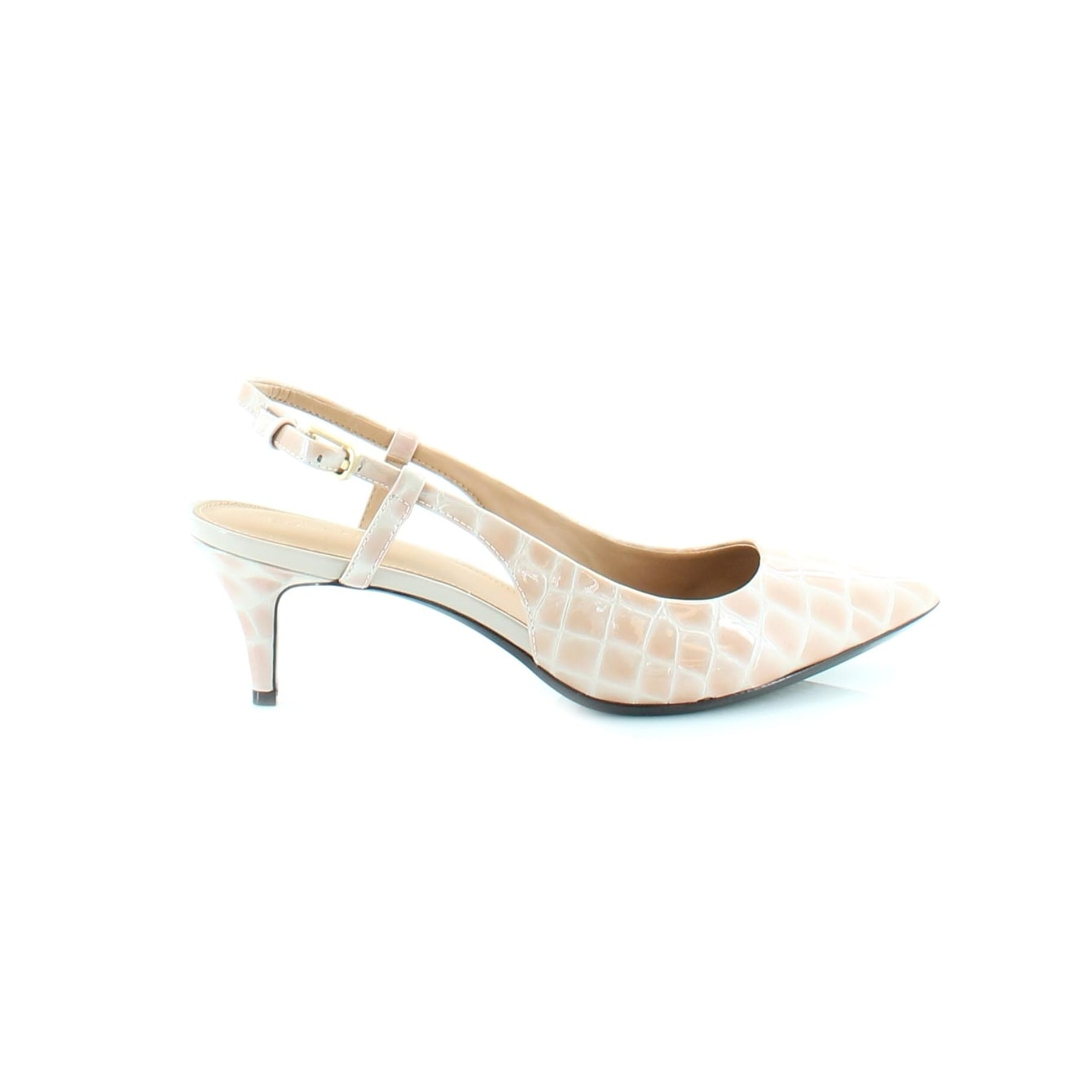 01eef613cf5 Shop Calvin Klein Patsy Women s Heels Clay - Free Shipping On Orders Over   45 - Overstock.com - 20704345