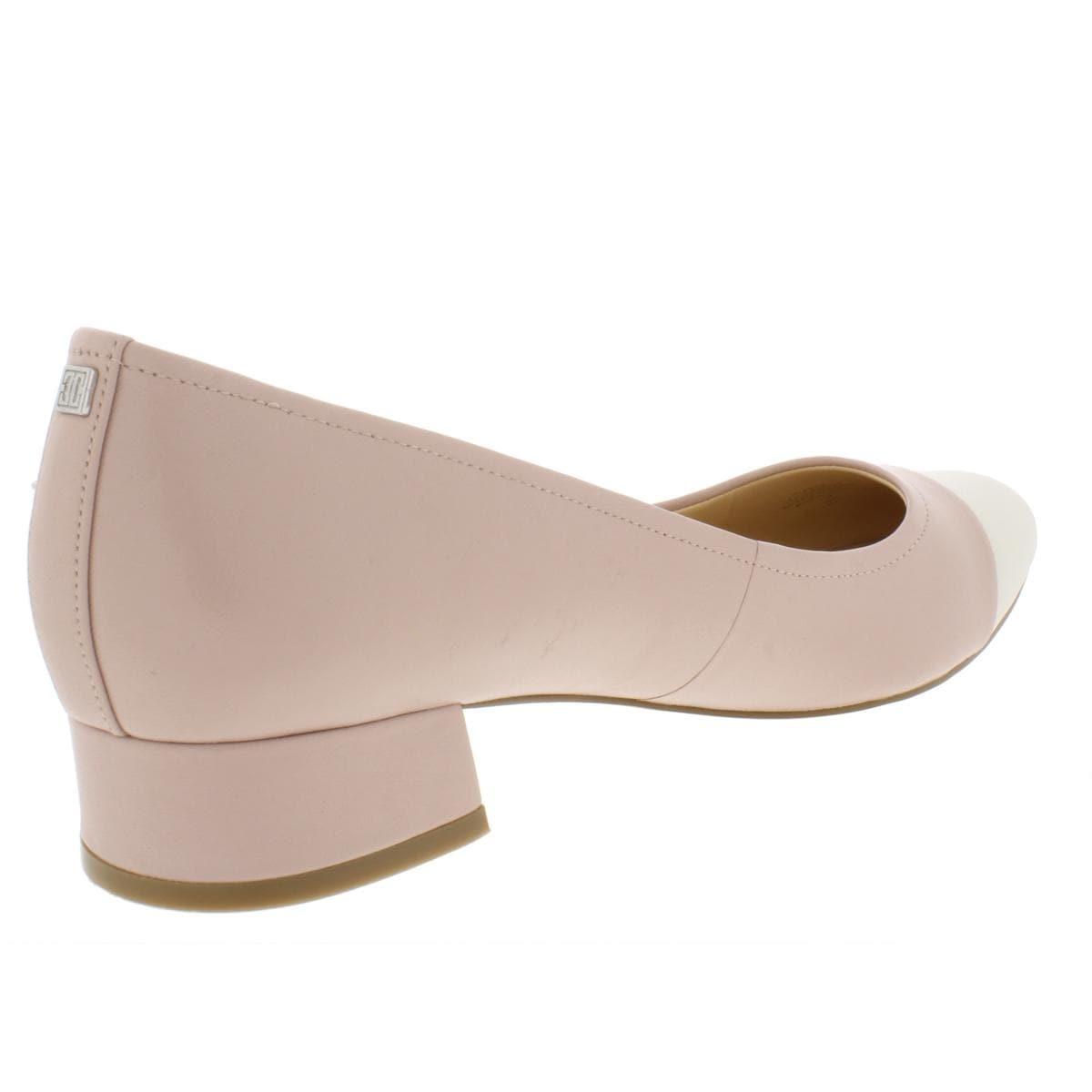 69077ea8c99 Shop Ivanka Trump Womens Larrie Pumps Kitten Heels - Free Shipping On  Orders Over  45 - Overstock - 27584948