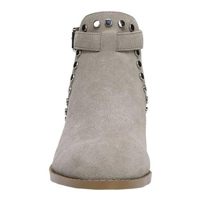 3ce9350551df Shop Carlos by Carlos Santana Women s Blake Bootie Light Doe Suede - Free  Shipping Today - Overstock - 20223532