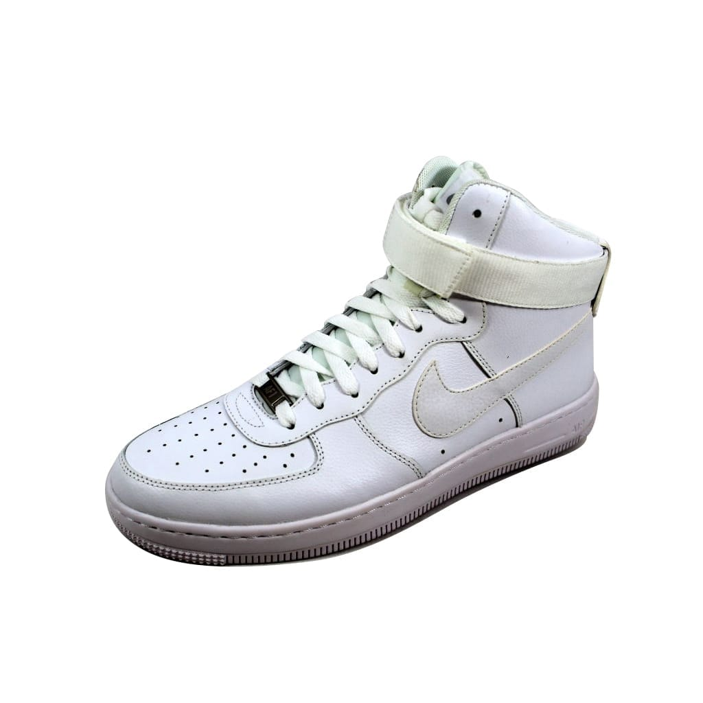 f2f7d0d7ed9 Shop Nike Air Force 1 Ultra Force Mid ESS White White-Wolf Grey 749535-100  Women s - On Sale - Free Shipping Today - Overstock - 21893358