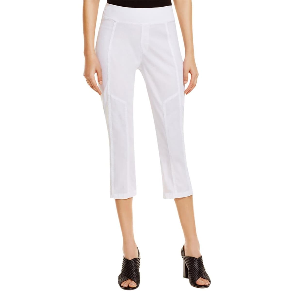 457b626734bf42 Shop XCVI Womens Leggings Cropped Casual Fit - Free Shipping On Orders Over  $45 - Overstock - 17307304