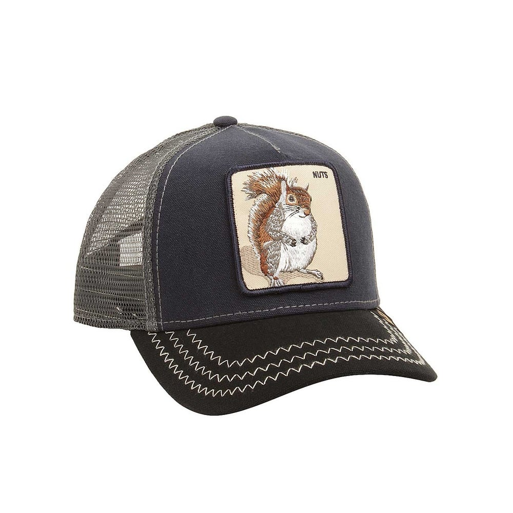 8fd8308a36301 Shop Goorin Bros. Squirrel Master Hat in Navy - Free Shipping On Orders  Over  45 - Overstock - 15952645