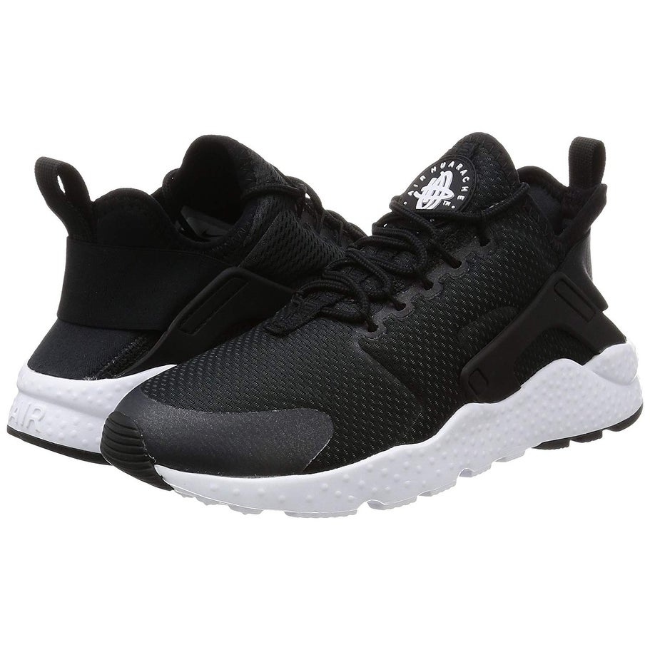 best cheap ea6f3 baf4b Shop Nike Womens Air Huarache Run Ultra Low Top Lace Up Running Sneaker -  Free Shipping Today - Overstock - 25753644