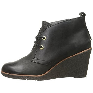 1aabf948bf7 Shop Sperry Top-Sider Women s Harlow Wedge Ankle Booties - Free Shipping  Today - Overstock - 14527054