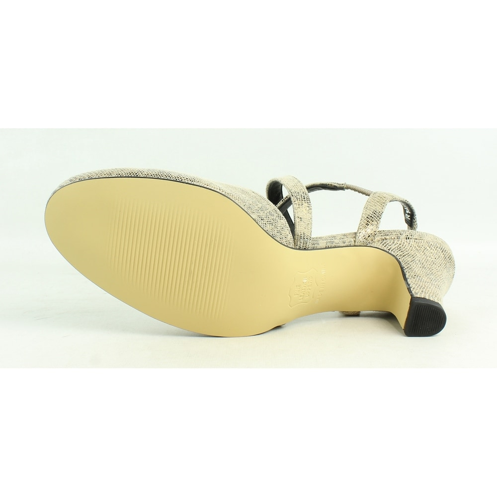 9e9efd7144 Shop Rose Petals Womens R-10316 Taupe Slingbacks Size 5.5 - Free Shipping On  Orders Over $45 - Overstock - 23123503