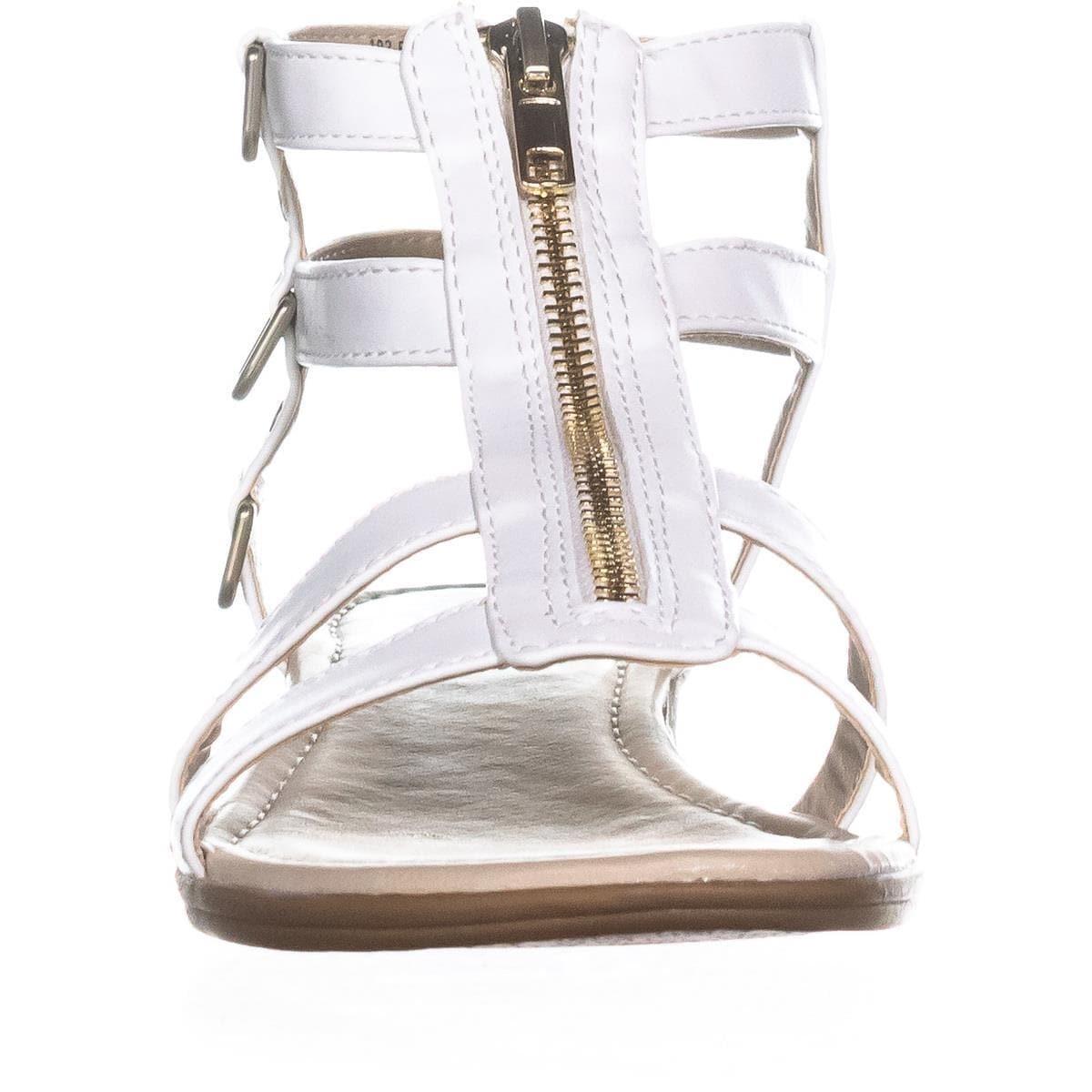d06677cb7c03b8 Shop Rialto Gracia Front Zip Gladiator Sandals