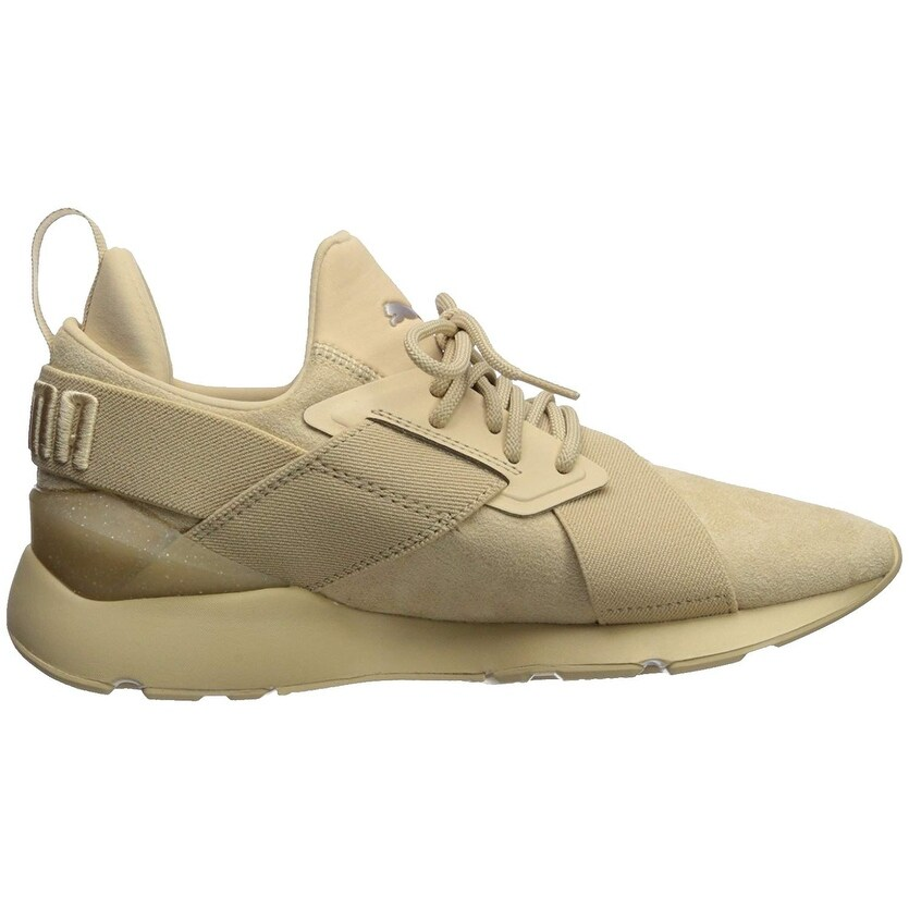 ee0e787855a2 Shop PUMA Women s Muse Elevated Wn Sneaker - 8.5 - Free Shipping On Orders  Over  45 - Overstock - 22882575