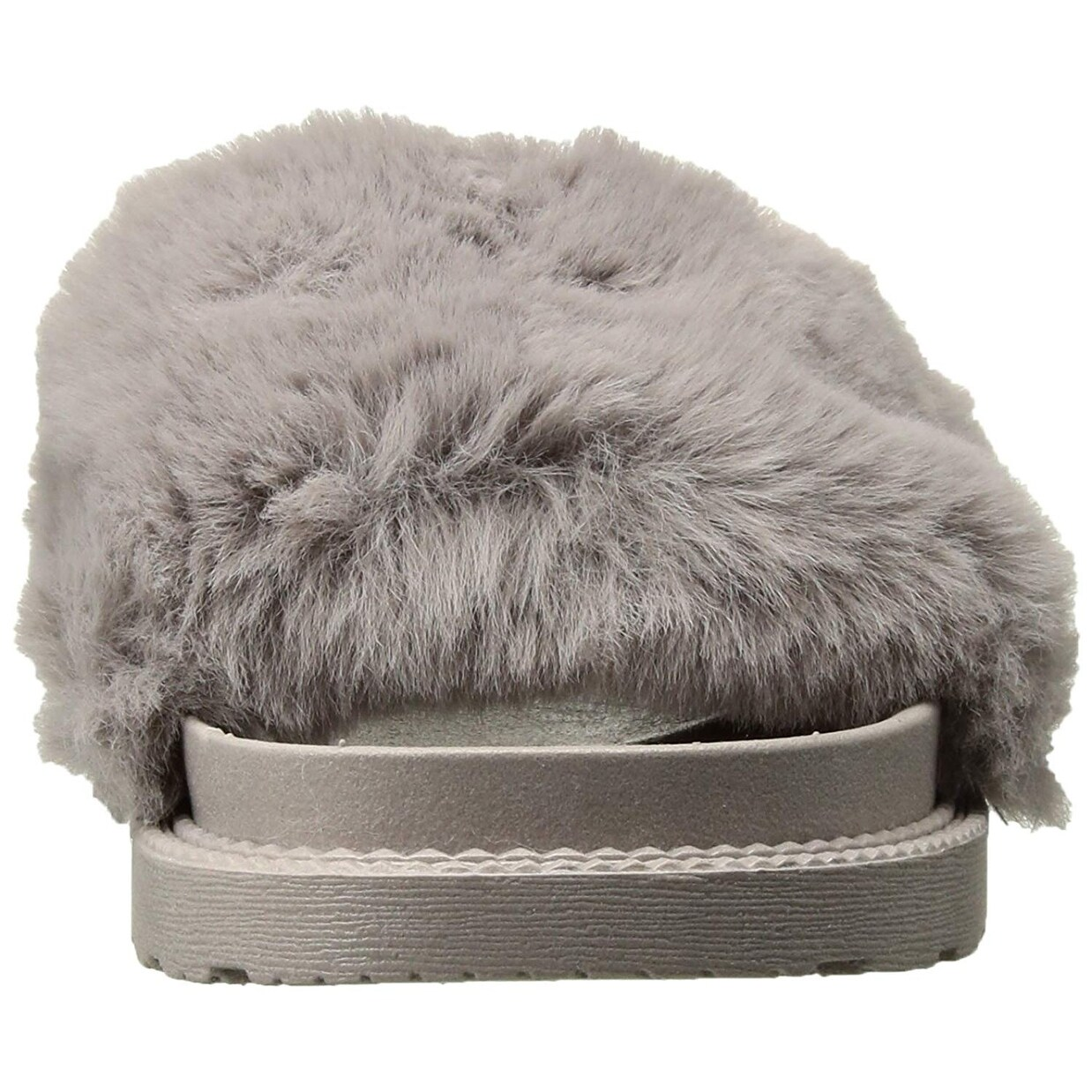 570498719a92 Shop Sam Edelman Womens Blaire Faux Fur Open Toe Casual Slide Sandals -  Free Shipping On Orders Over  45 - Overstock - 20504521