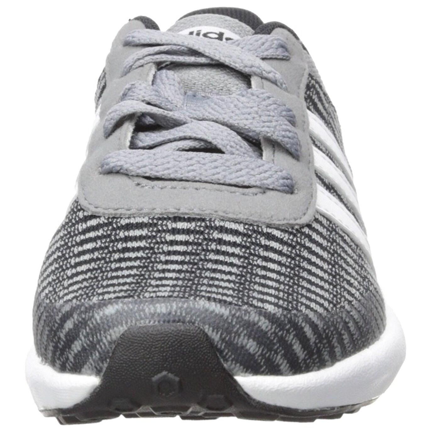 adidas neo kids' cloudfoam race k running shoe
