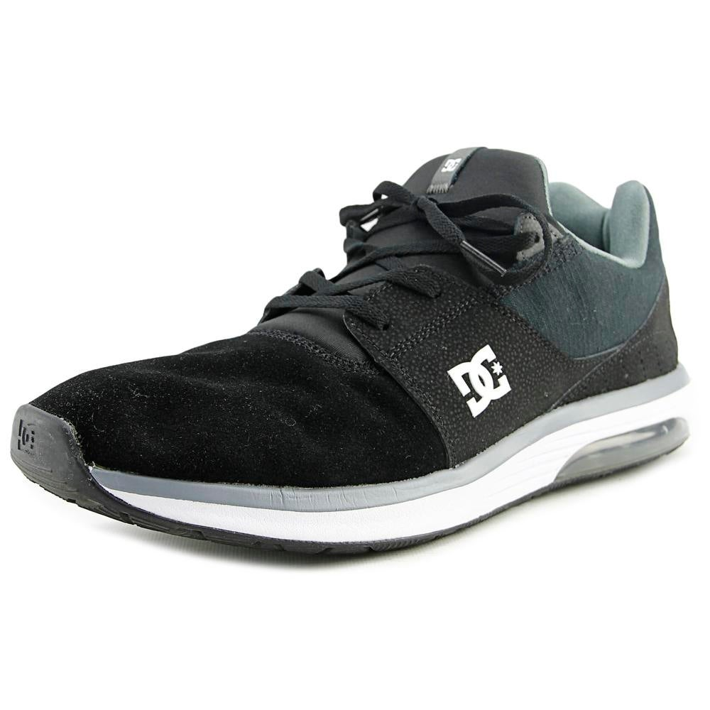 Shop DC Shoes Heathrow IA Men Black Grey White Skateboarding Shoes - Free  Shipping Today - Overstock.com - 18596890 f1cd4b11c1