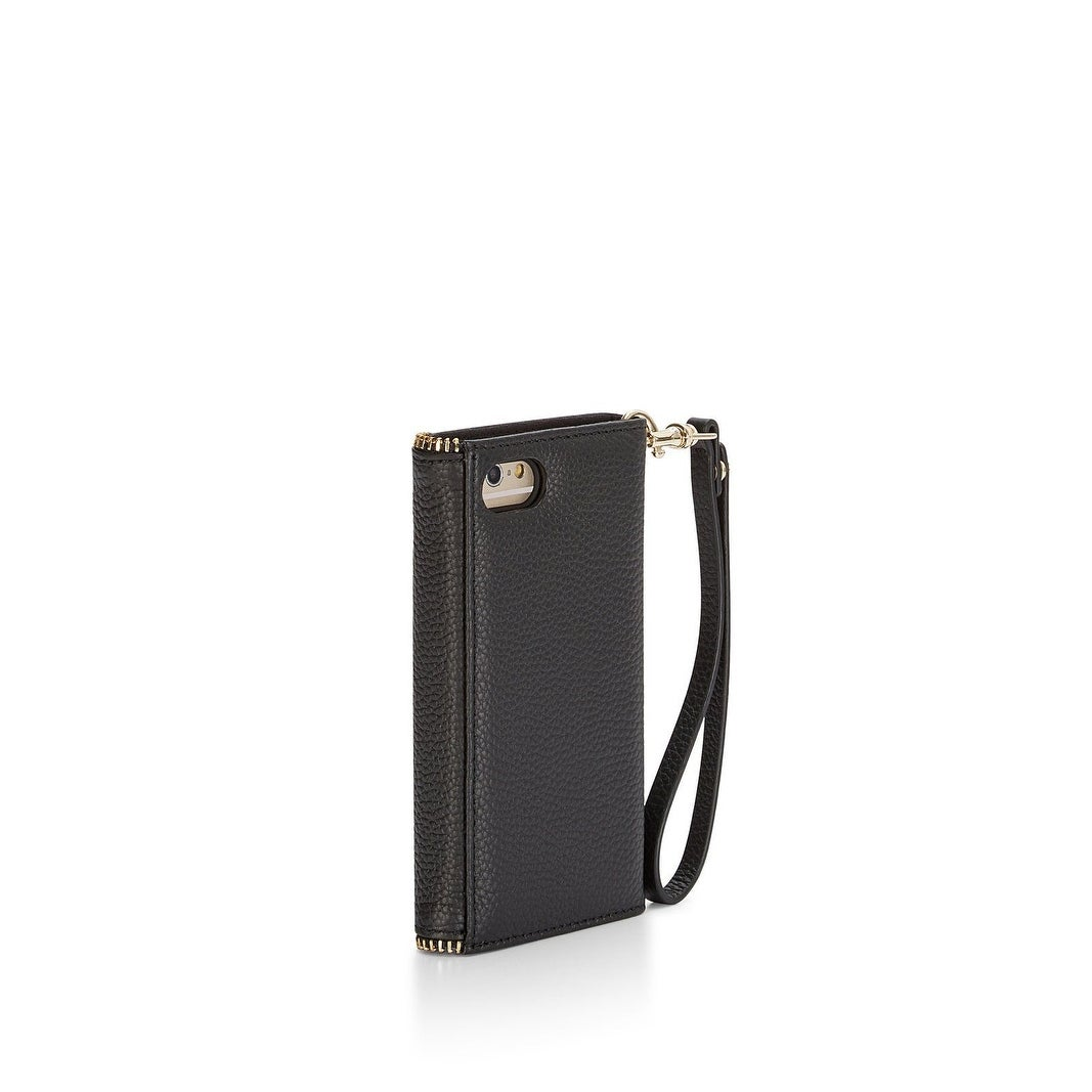 detailed look 3847c 21f5a Rebecca Minkoff M.A.B. Tech Wristlet For iPhone 8 & iPhone 7, Black