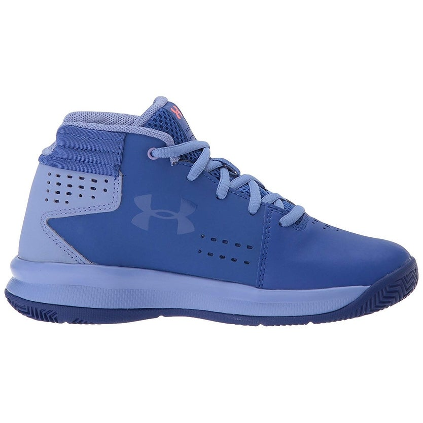 b95060a9182 Shop Under Armour Kids  Boys  Pre School Jet 2017 Running Shoe - 10.5K -  Free Shipping On Orders Over  45 - Overstock - 23125849