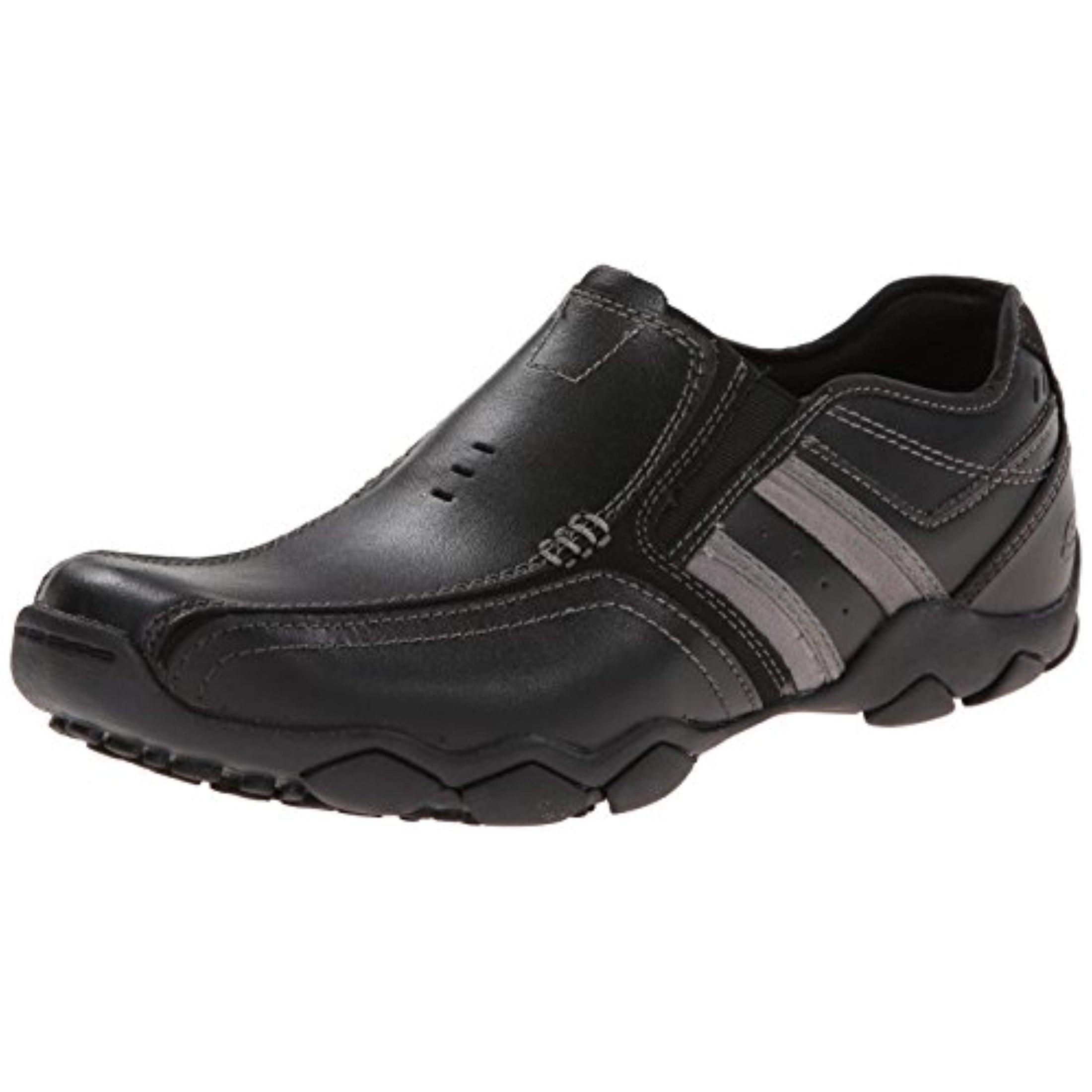 8208df880ba5 Shop Skechers Men s Diameter-Zinroy Slip-On Loafer - Free Shipping Today -  Overstock - 27120991