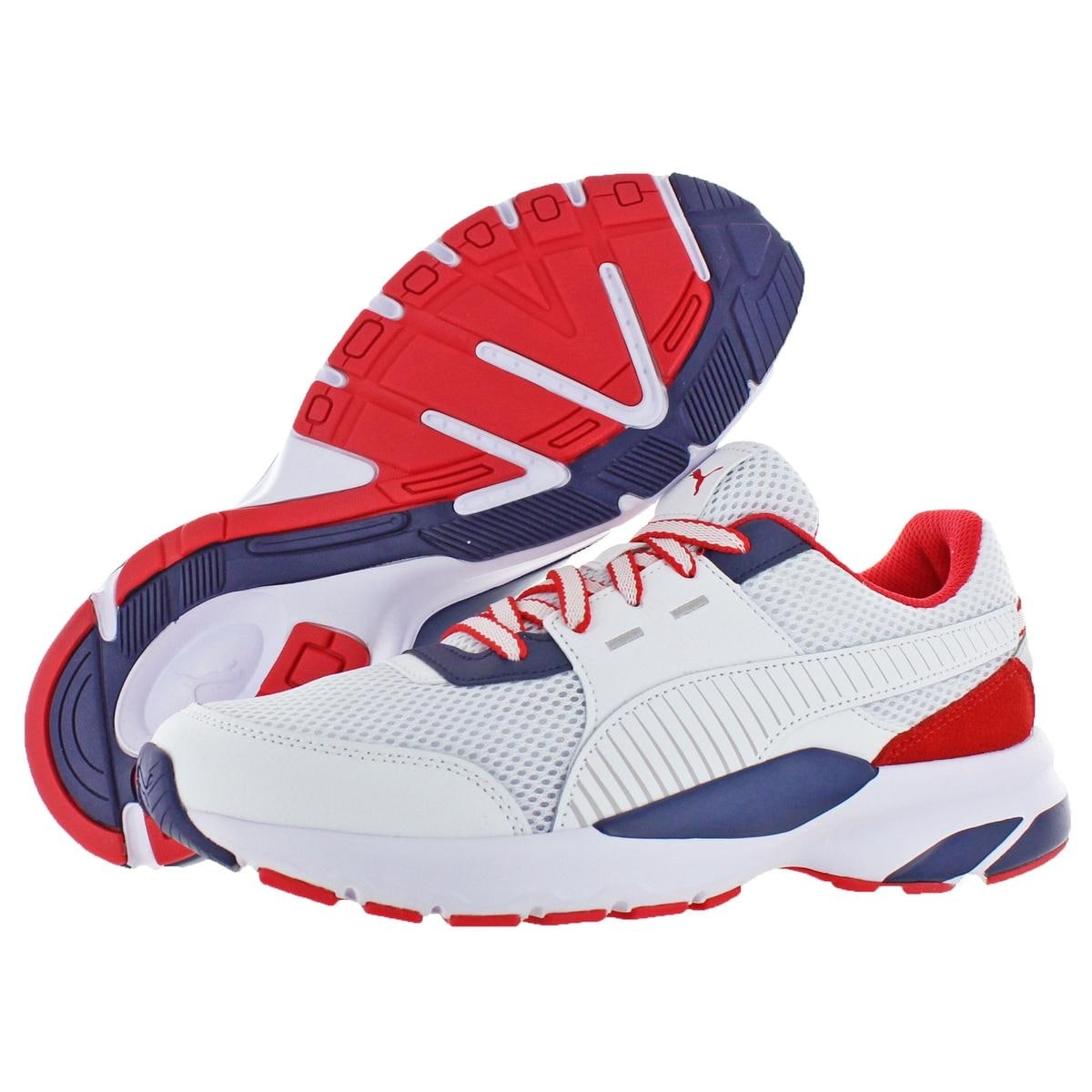 ea91fe8240081f Shop Puma Mens Future Runner Premium Athletic Shoes SoftFoam Athleisure -  Free Shipping Today - Overstock - 27102859