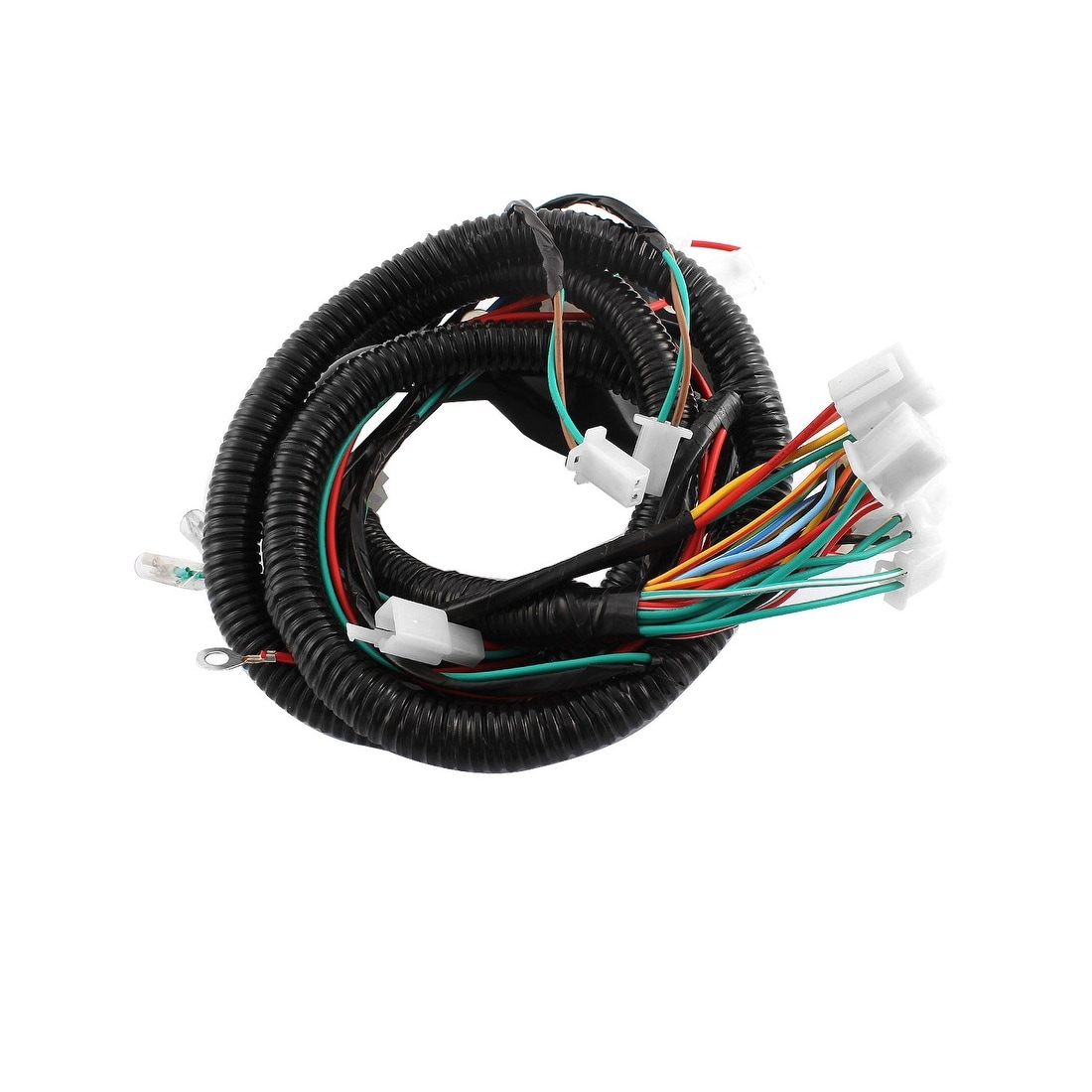 Shop Unique Bargains Motorcycle Ultima Complete System Electrical Wiring Harness Main For Gy6125 On Sale Free Shipping Orders Over 45