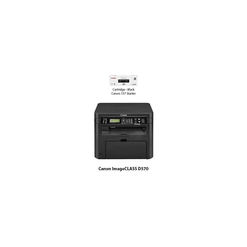 Canon D570 Laser Monochrome Multifunction Printer D570 Laser Monochrome  Multifunction Printer