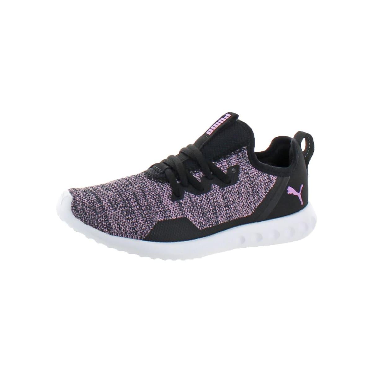 d7cef91bc0 Puma Womens Carson 2 X Knit Running Shoes SoftFoam Lifestyle