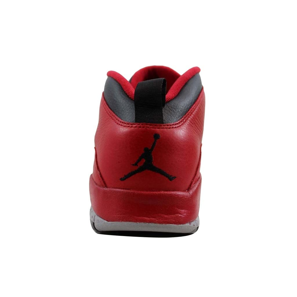 check out 68a14 85563 Shop Nike Men s Air Jordan X 10 Retro 30th Gym Red Black-Wolf Grey Bulls  Over Broadway 705178-601 Size 10.5 - Free Shipping Today - Overstock -  22340333