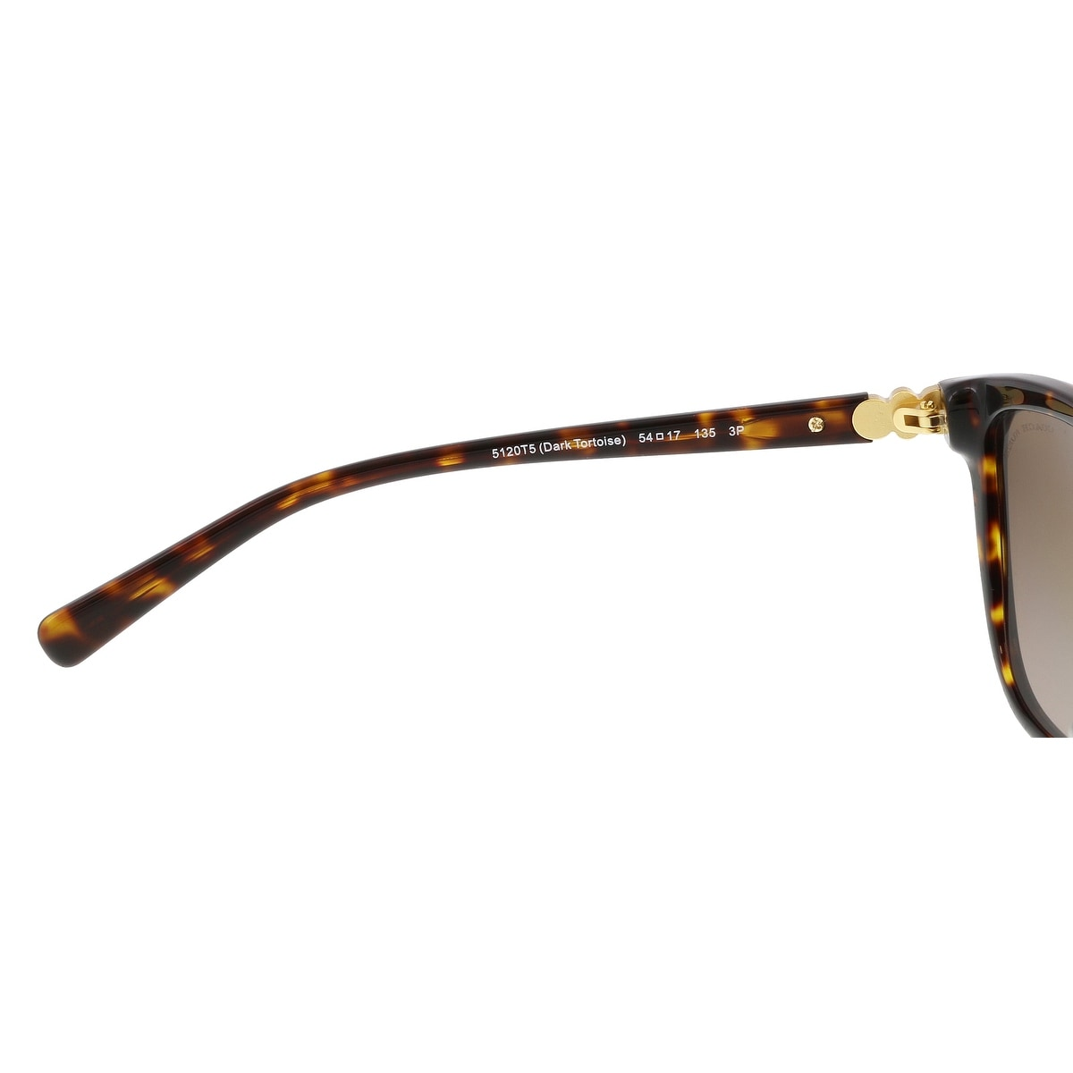 542fad406e ... czech shop coach hc8187b 5120t5 dark tortoise cateye sunglasses 54 17  135 free shipping today overstock