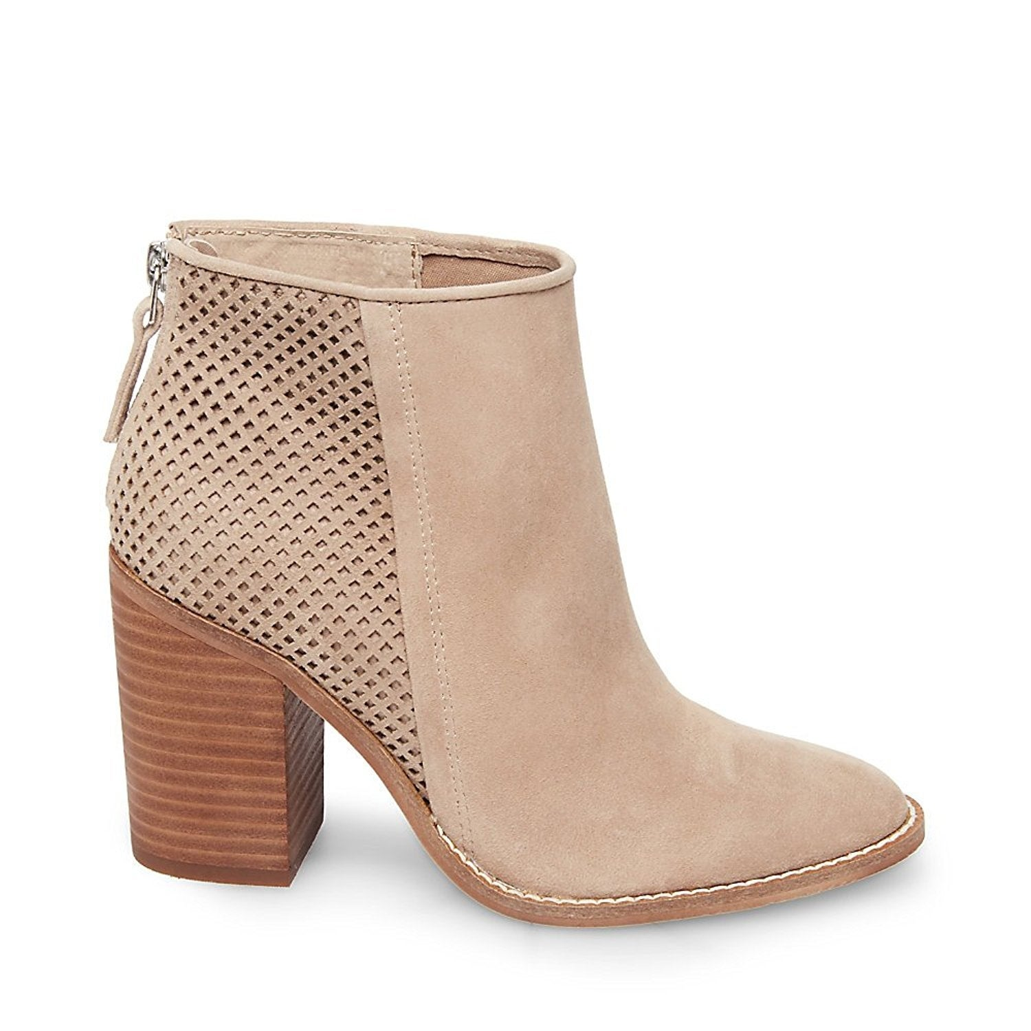 36605bcba15 Steve Madden Womens Replay Leather Almond Toe Ankle Fashion Boots