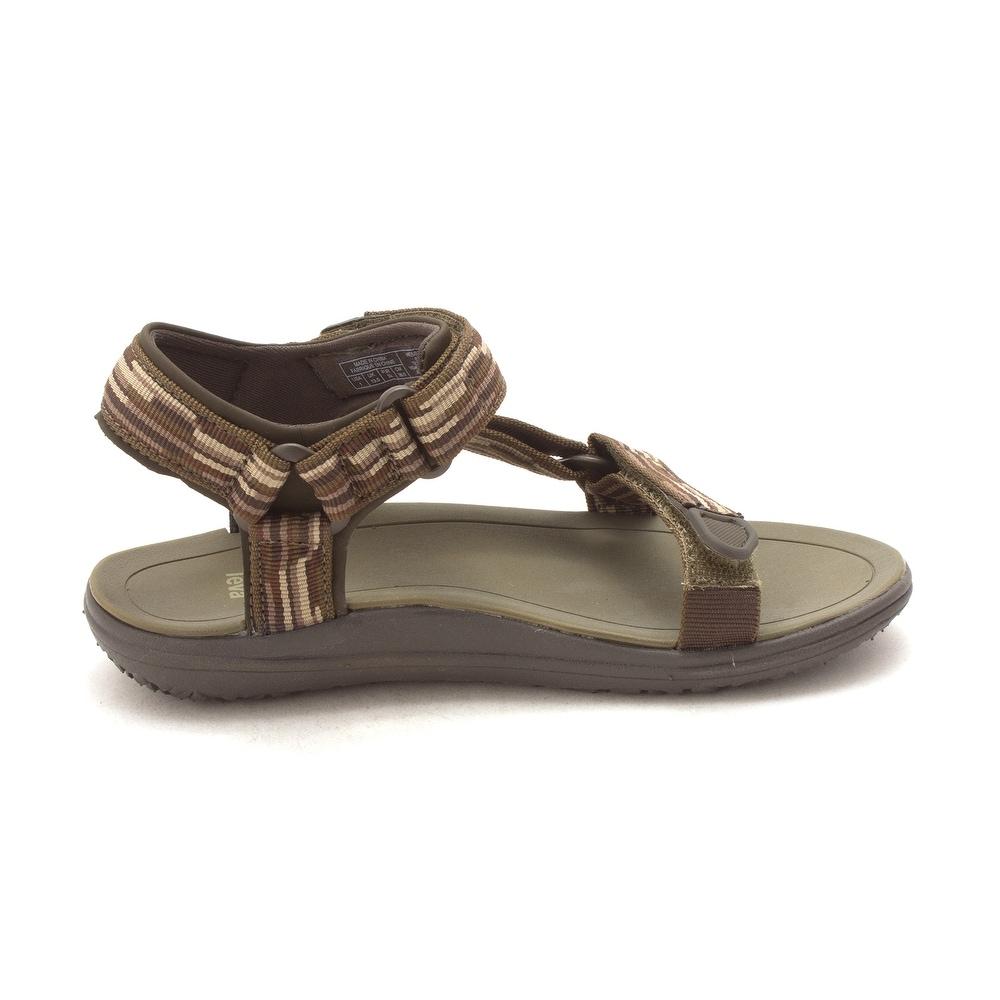 270432f8fd0 Shop Kids Teva Girls 110348C Ankle Strap Slide Sandals - Free Shipping On  Orders Over  45 - Overstock - 23125308