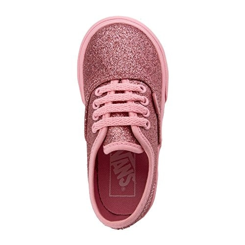 b0b3512795 Shop Vans Boy s Authentic - Shimmer Bright Pink 6T M - Free Shipping On  Orders Over  45 - Overstock - 20553869