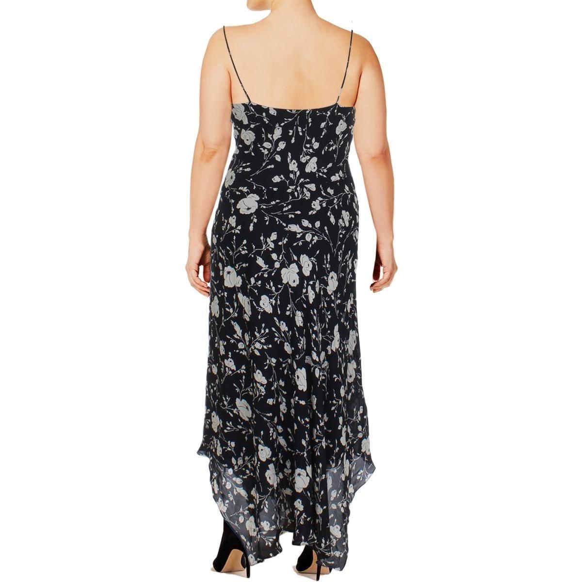 194c74e714 Shop Polo Ralph Lauren Womens Maxi Dress Silk Sleeveless - 14 - Free  Shipping Today - Overstock - 23051468