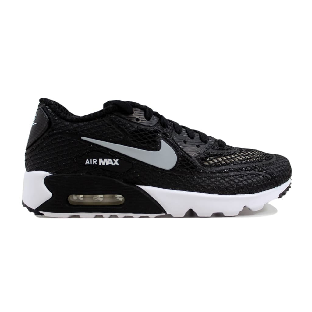 7b3b1f1e7f Shop Nike Men's Air Max 90 Ultra BR Plus QS Black/Wolf Grey-White-Volt810170-002  - Ships To Canada - Overstock - 24014907