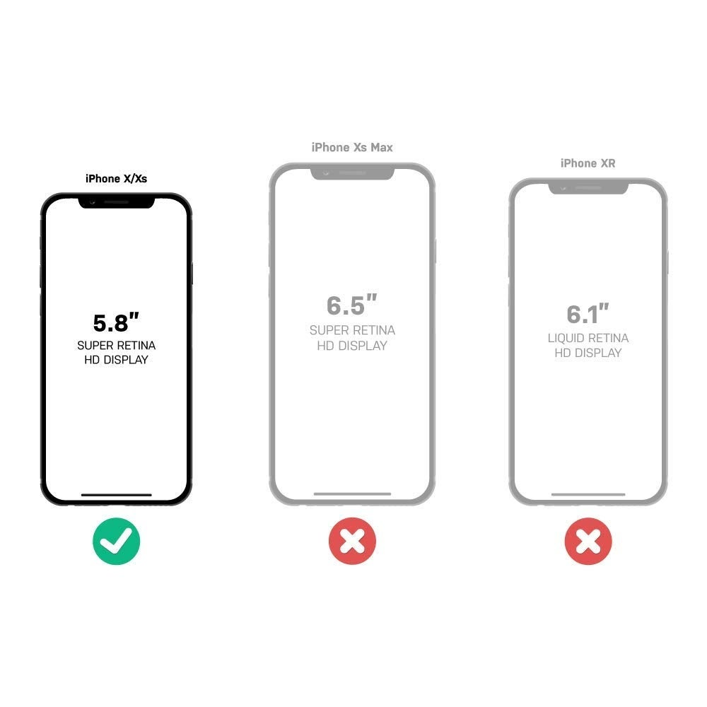 huge discount 590e8 94119 OtterBox Defender Series Case & Holster for iPhone Xs & iPhone X (NOT PLUS)  - Non-Retail Packaging - Big Sur, Pale Beige Corsair
