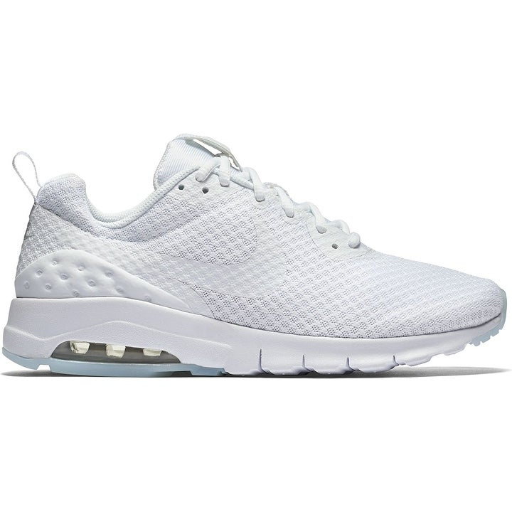 promo code 65cf5 ebc15 Shop Nike Womens Air Max Motion LW Fabric Low Top Lace Up Running Sneaker -  Free Shipping Today - Overstock - 21154732
