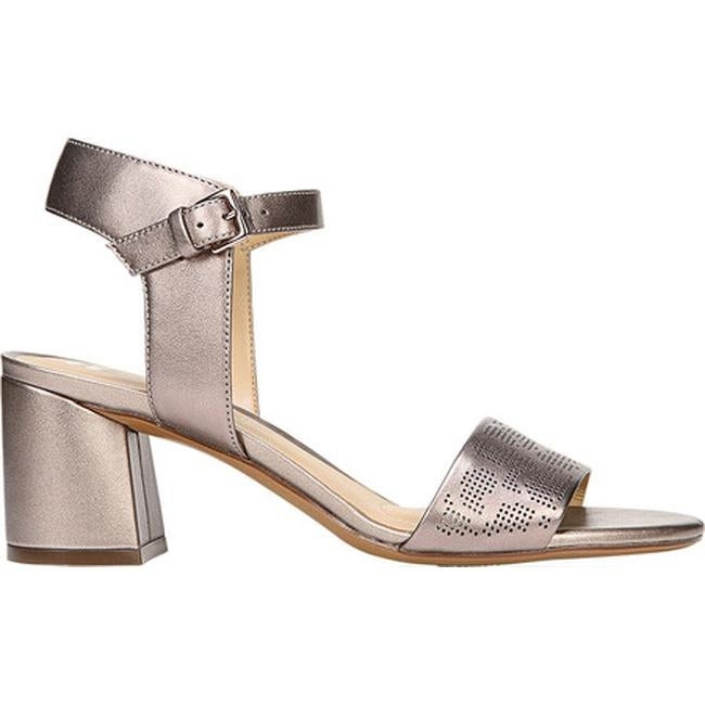 aa4ada90de1 Shop Naturalizer Women s Caitlyn Ankle Strap Sandal Bronze Leather - Free  Shipping On Orders Over  45 - Overstock - 17174411