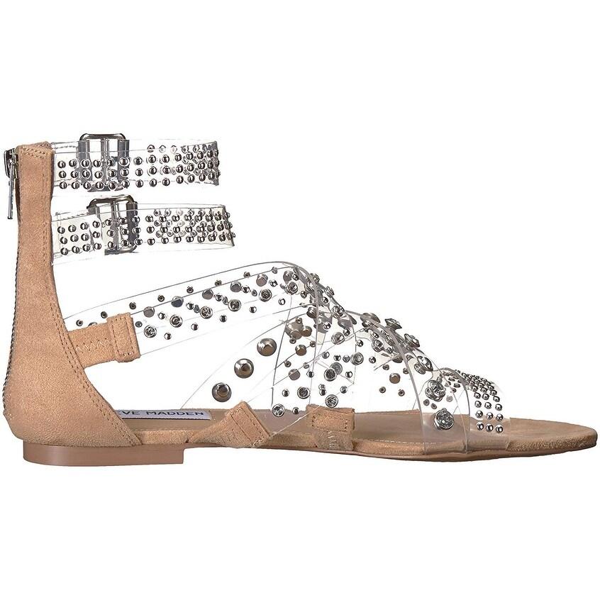 3d31a063b8b Shop Steve Madden Women s Shift Sandal - Free Shipping On Orders Over  45 -  Overstock - 25573354