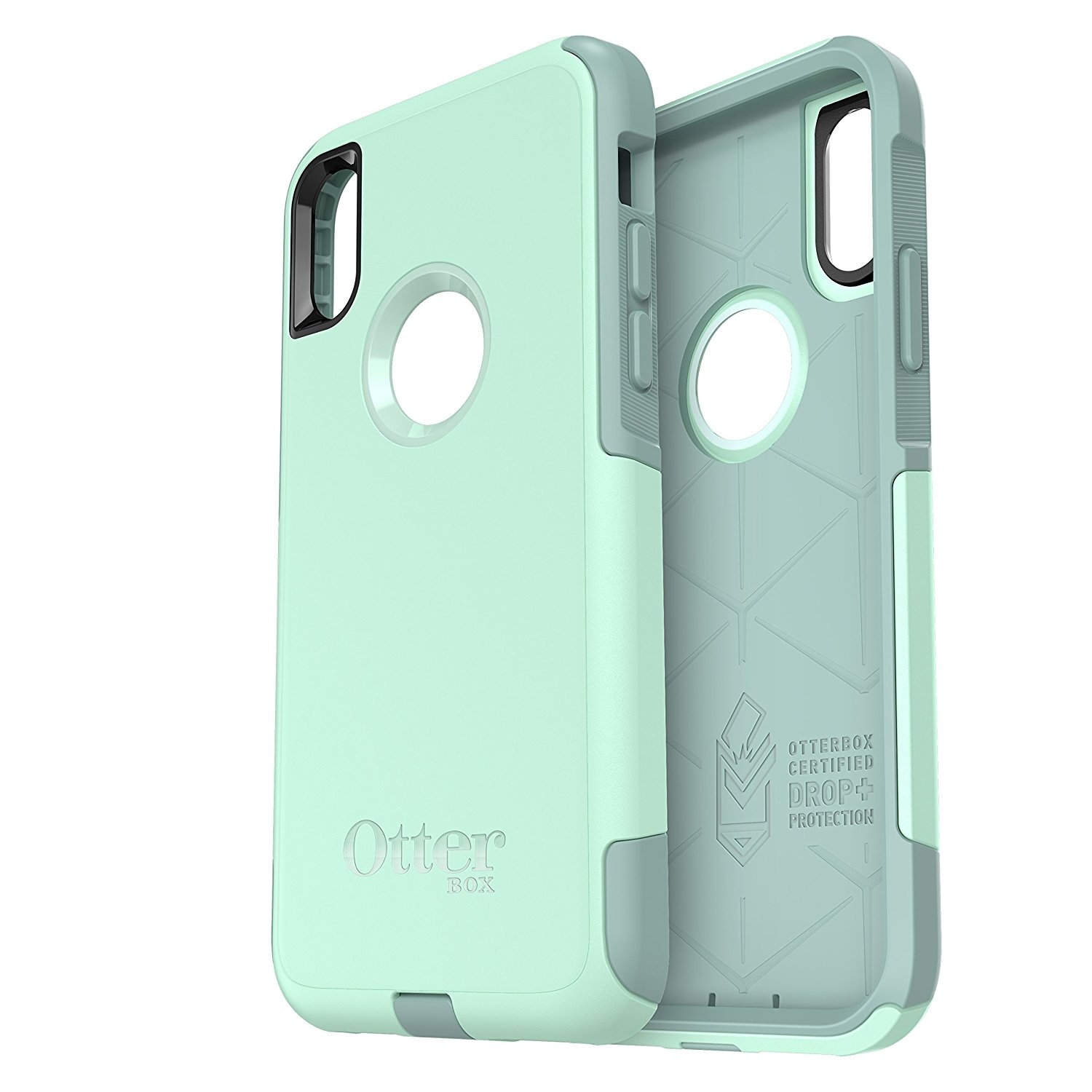 Shop Otterbox Commuter Series Case For Iphone X Ocean Way Aqua