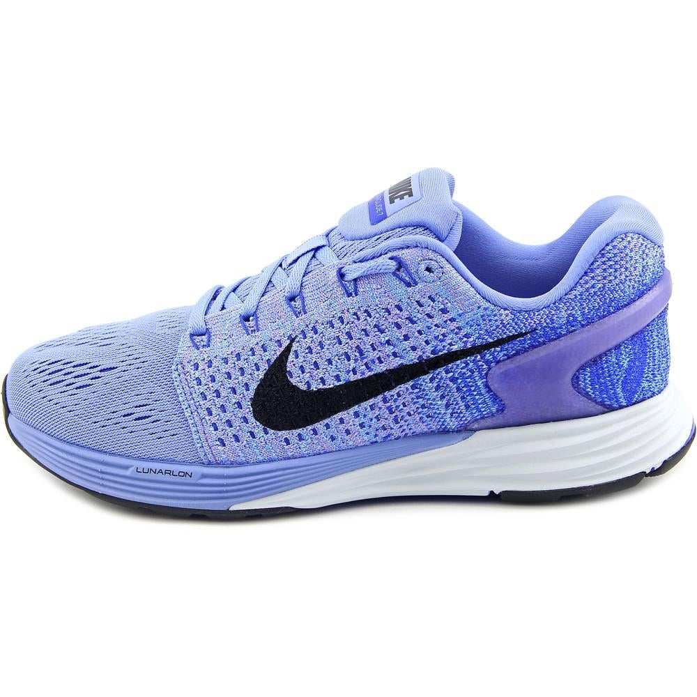 941c4f82b5b1 ... wholesale shop nike lunarglide 7 round toe synthetic running shoe free  shipping today overstock 14039852 bf72e
