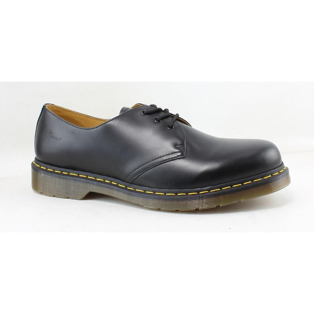 90ca33eda Shop Dr. Martens Mens Smooth Black Smooth Oxford Dress Shoe Size 14 ...