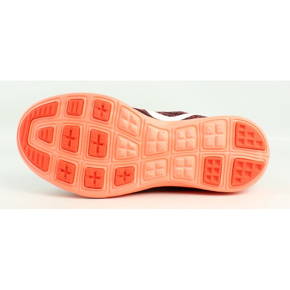 new arrival 263fc 8bec3 Shop Nike Womens Lunartempo 2 Orange Running Shoes Size 5 - Free Shipping  On Orders Over  45 - Overstock - 23132478