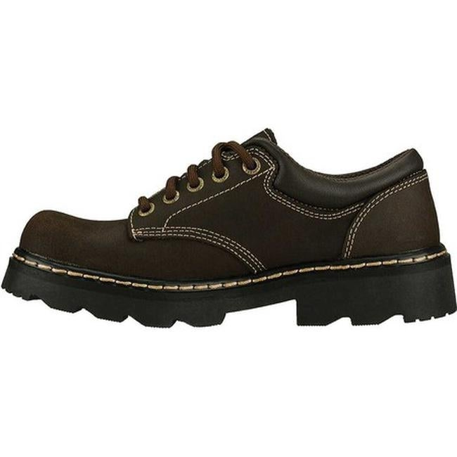 b21675d52938 Shop Skechers Women s Parties Mate Chocolate Scuff Resistant Leather - On  Sale - Free Shipping On Orders Over  45 - Overstock - 8785498